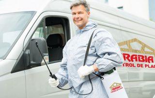 Expertos en Desinfección - Irabia Control de Plagas