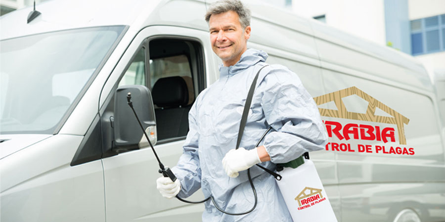 Expertos Control de Plagas - Irabia Control de Plagas