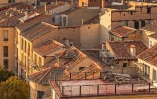 El 80% de los cascos históricos están infectados por termitas